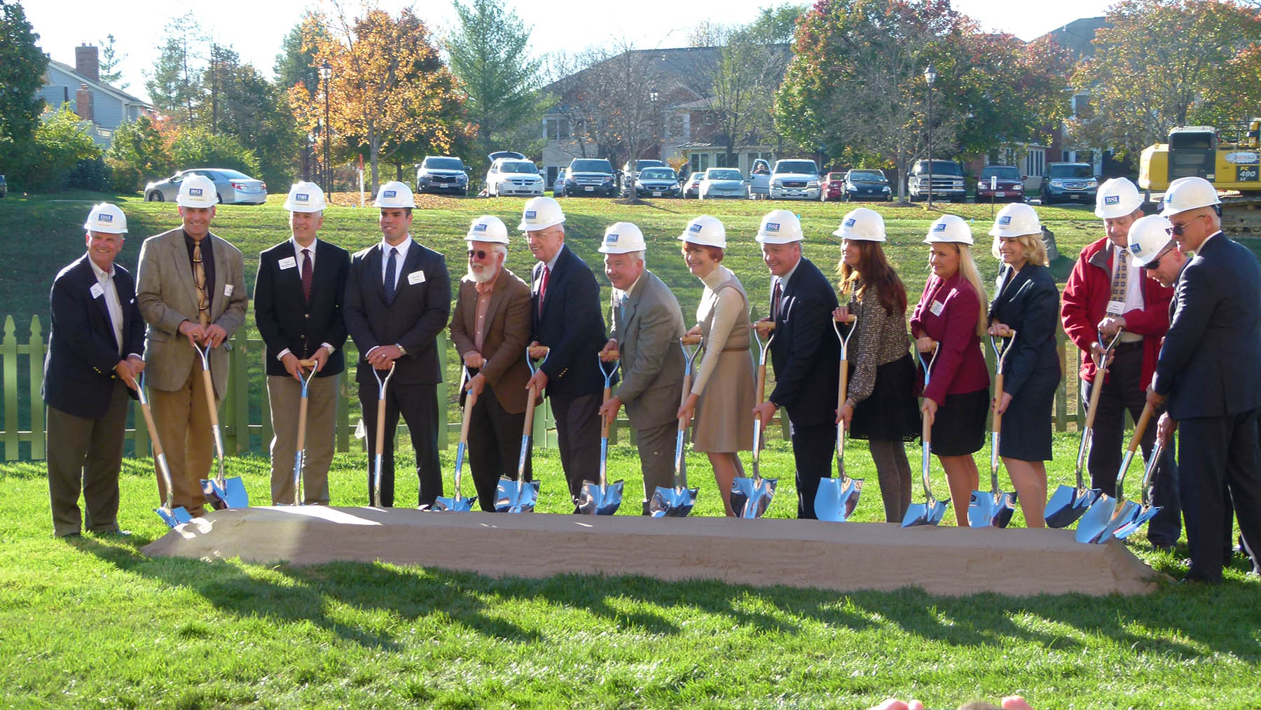 The Willows Groundbreaking